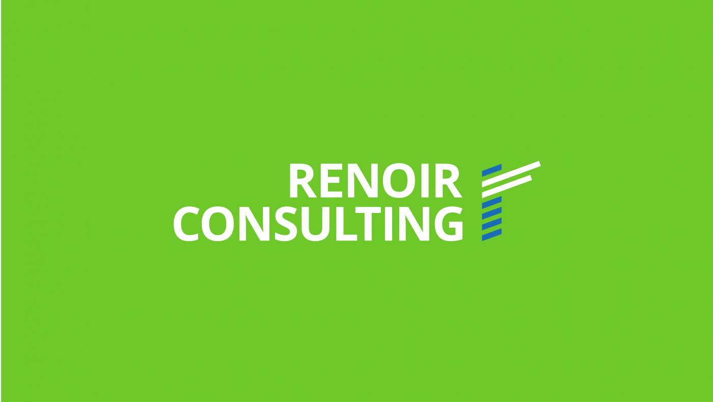 renoir logo design