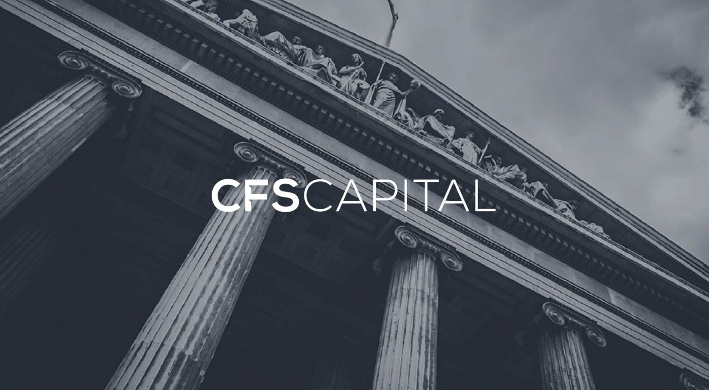 Logo design for CFS Capital