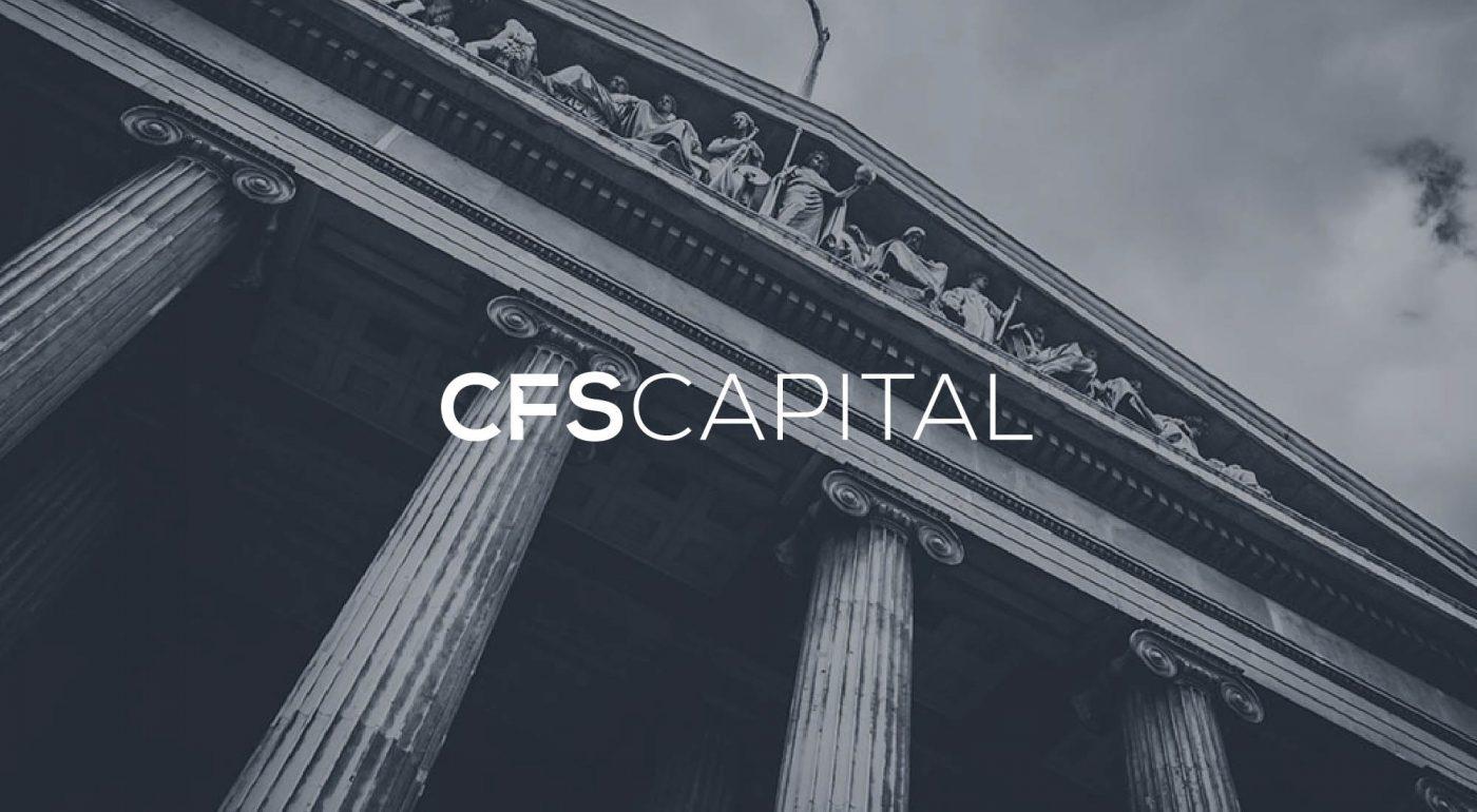 Logo design for CFS Capital